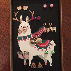 Jewelry - NEW christmas earrings